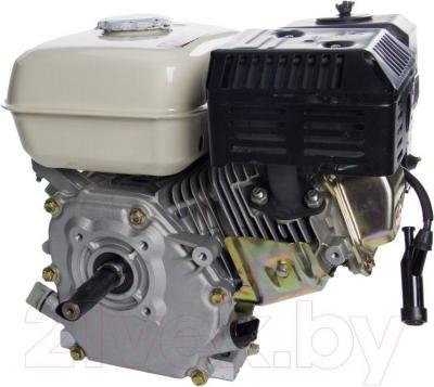 Двигатель бензиновый ZigZag GX 210 (170F/P-L9) - вид сбоку
