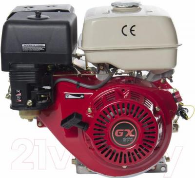 Двигатель бензиновый ZigZag GX 270 (177F/P-G) - общий вид