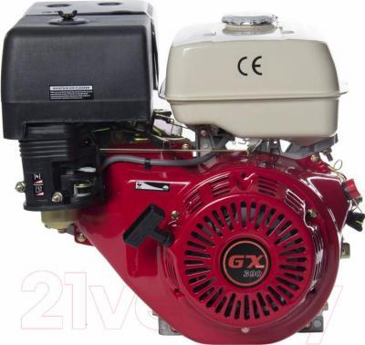 Двигатель бензиновый ZigZag GX 390 (188F/P-G) - общий вид