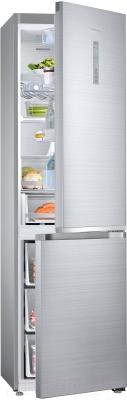 Холодильник с морозильником Samsung RB41J7851S4/WT - общий вид