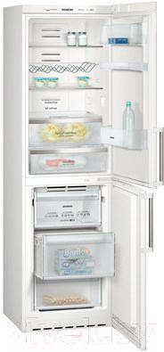 Холодильник с морозильником Siemens KG39NAW20R - внутренний вид