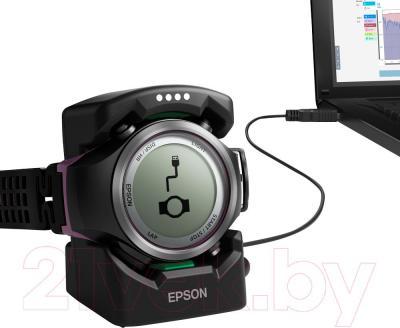 Фитнес-трекер Epson Runsense SF-510F
