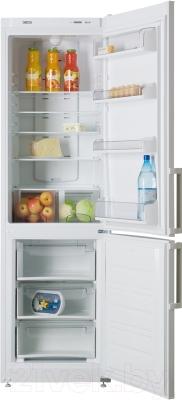 Холодильник с морозильником ATLANT ХМ 4424-000 ND - внутренний вид