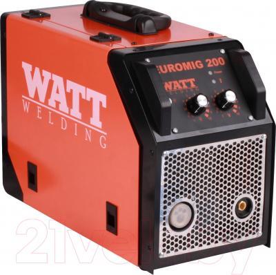 Инвертор сварочный Watt EUROMIG 200 - общий вид