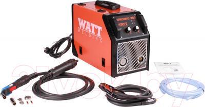 Инвертор сварочный Watt EUROMIG 200 - комплектация