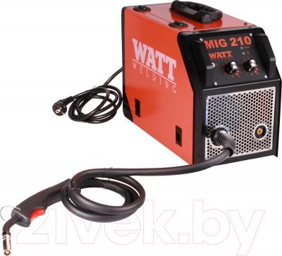 Инвертор сварочный Watt MIG-210 - общий вид
