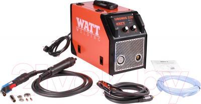 Инвертор сварочный Watt Euromig 230 - комплектация