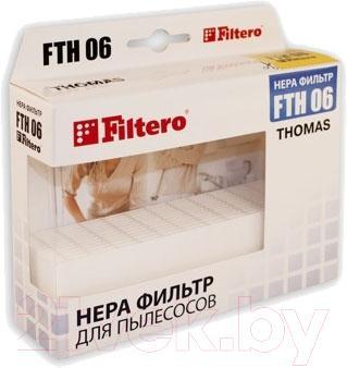 Фильтр для пылесоса Thomas FTH 06 TMS - общий вид