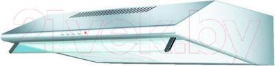 Вытяжка плоская Best SP2196 1M 60 (белый) - общий вид