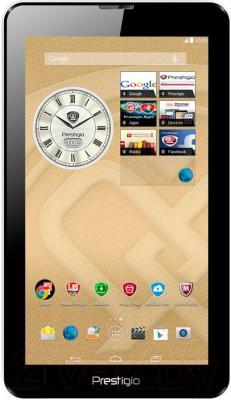 Планшет Prestigio MultiPad Wize 3037 4GB 3G (PMT3037_3G_B)  - общий вид