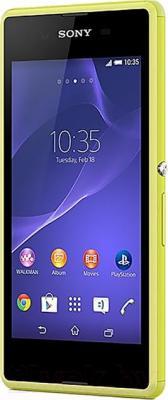 Смартфон Sony Xperia E3 / D2203 (желтый)