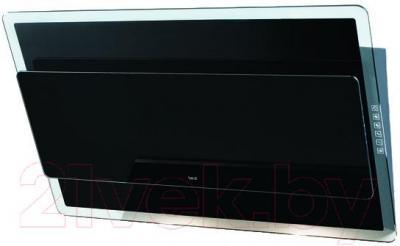 Вытяжка декоративная Best Offset 55 (черное стекло) - общий вид