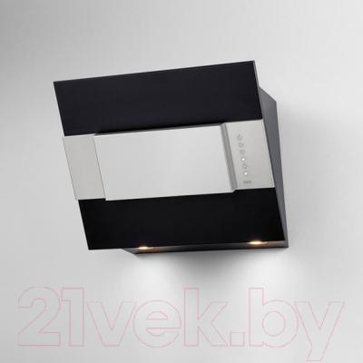 Вытяжка декоративная Best Iris FPX 55 (черный металл)