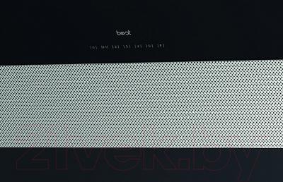 Вытяжка декоративная Best Plana 80 (черное стекло)