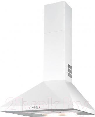Вытяжка купольная Best K24 50 (белый) - общий вид