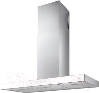 Вытяжка Т-образная Best Zeta 60 (белое стекло)