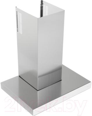 Вытяжка Т-образная Best Zeta 90 (белое стекло)