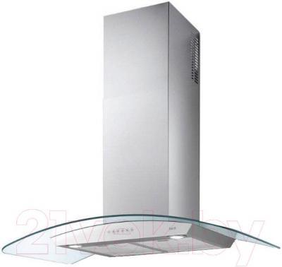 Вытяжка купольная Best Sigma 90 (нержавеющая сталь + стекло) - общий вид