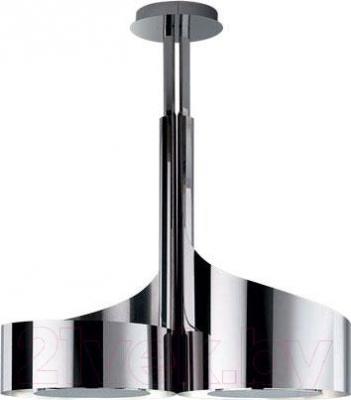 Вытяжка декоративная Best Vertigo Double 100 (сталь зеркальной полировки) - общий вид