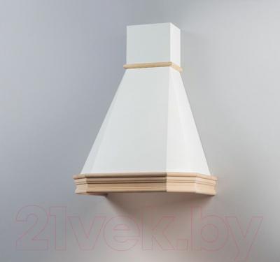 Вытяжка купольная Best Camilla 60 650м3/ч (белый)