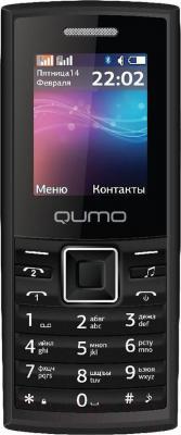 Мобильный телефон Qumo Push 183 Dual (черный)