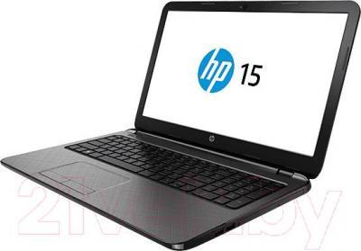 Ноутбук HP 15-r253ur (L1S17EA) - вполоборота