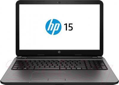 Ноутбук HP 15-r256ur (L1T30EA) - общий вид