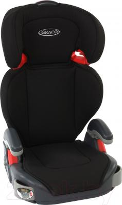 Автокресло Graco Junior Maxi (черный) - общий вид