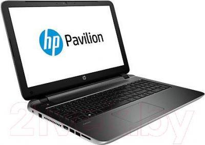 Ноутбук HP Pavilion 15-p217ur (L4H17EA) - вполоборота