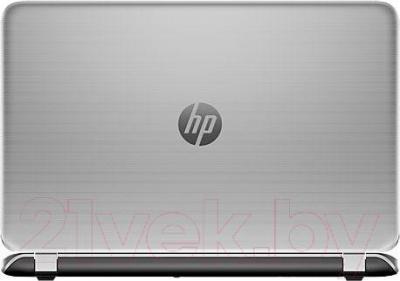 Ноутбук HP Pavilion 15-p217ur (L4H17EA) - вид сзади