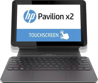 Планшет HP Pavilion x2 10-k057ur (L0Z82EA) - общий вид