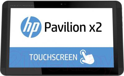 Планшет HP Pavilion x2 10-k057ur (L0Z82EA) - без клавиатуры