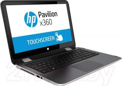 Ноутбук HP Pavilion x360 13-a251ur (L1S08EA) - вполоборота