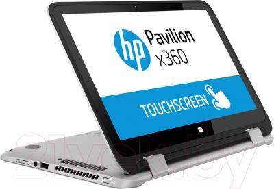 Ноутбук HP Pavilion x360 13-a251ur (L1S08EA) - в разложенном виде