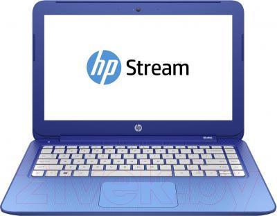 Ноутбук HP Stream 13-c050ur (K6D08EA) - общий вид