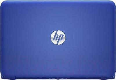 Ноутбук HP Stream 13-c050ur (K6D08EA) - вид сзади