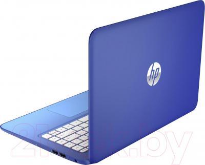 Ноутбук HP Stream 13-c050ur (K6D08EA) - вполоборота