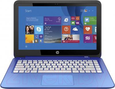 Ноутбук HP Stream x360 11-p055ur (L1S04EA) - общий вид