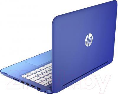 Ноутбук HP Stream x360 11-p055ur (L1S04EA) - вид сзади
