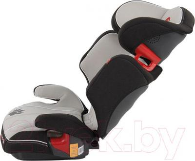 Автокресло Adamex Quatro Leo (черный) - регулировка наклона спинки