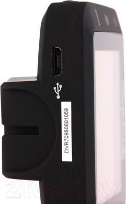 Автомобильный видеорегистратор Prestigio RoadRunner 320 (PCDVRR320) - разъем