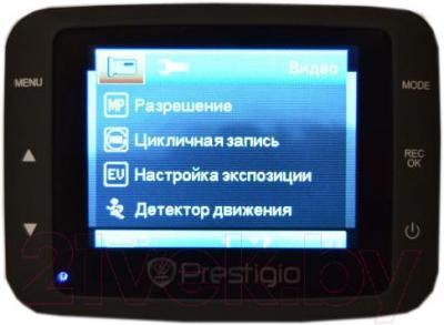 Автомобильный видеорегистратор Prestigio RoadRunner 320 (PCDVRR320) - дисплей