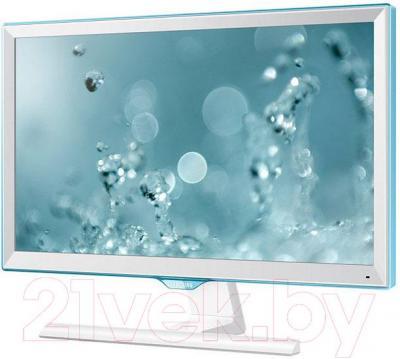 Монитор Samsung S22E391H (LS22E391HSX/CI) - вполоборота