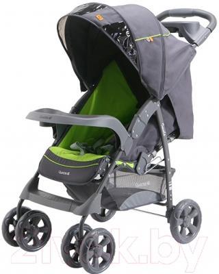 Детская прогулочная коляска Adamex Imola (зеленый)