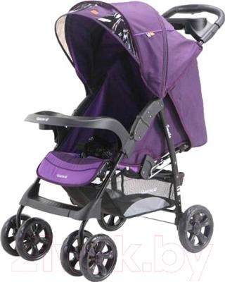 Детская прогулочная коляска Adamex Imola (фиолетовый)
