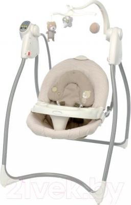 Качели для новорожденных Graco Lovin Hug 1A95BABU (Benny And Bell) - общий вид