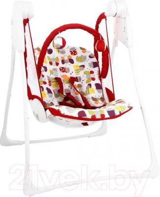 Качели для новорожденных Graco Baby Delight 1H95GAFE (Garden Friends)