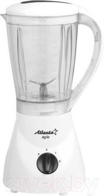 Блендер стационарный Atlanta ATH-345 (белый) - общий вид