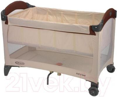 Кровать-манеж Graco Roll a Bed (Gabi) - общий вид