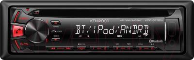 Автомагнитола Kenwood KDC-BT35U - общий вид